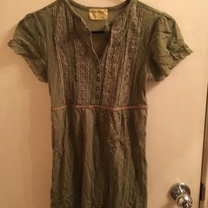 Free People Summer To Fall Top Size XS